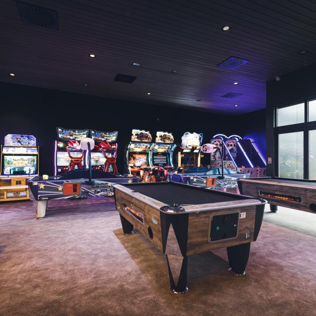 Bowling Du Rouergue, espace jeux