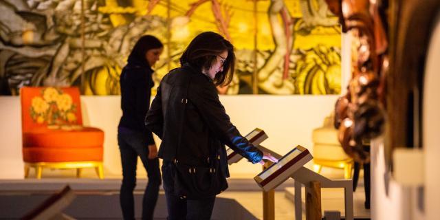 Escl'Atlantic visite de musée