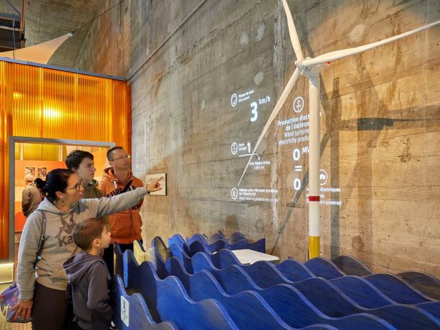 EOL Centre éolien de Saint-Nazaire