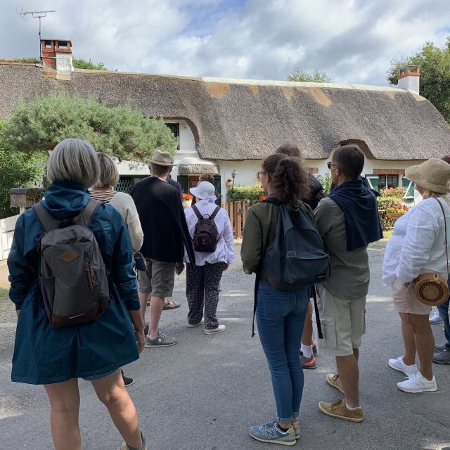 visite guidée en Brière