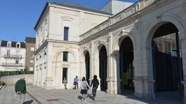 Théâtre de Saint-Nazaire, un patrimoine du 19e siècle