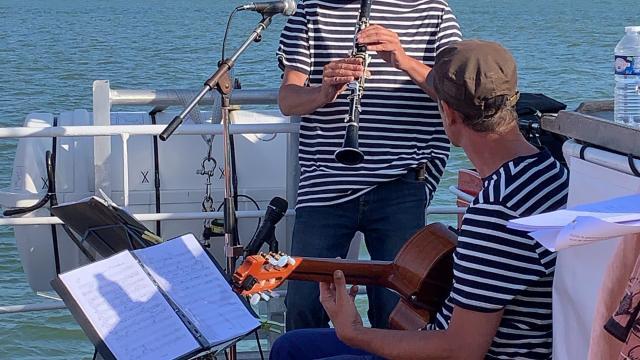 Croisiere Aperitive Et Musicale Saint Nazaire
