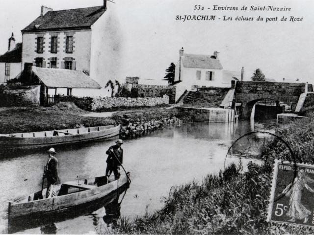 Port De Rozé Iconographie Ancienne