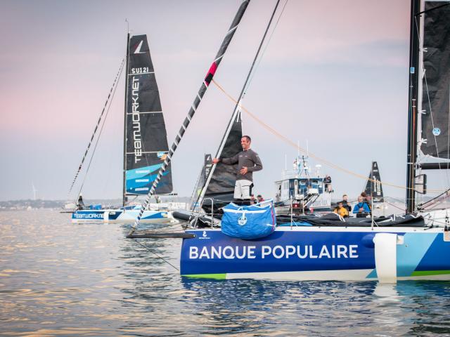 Solitaire Du Figaro Saintnazaire 2020 (2)