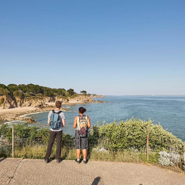 Randonnée sur le sentier côtier - GR34