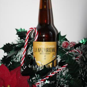Bière blonde La Nazairienne