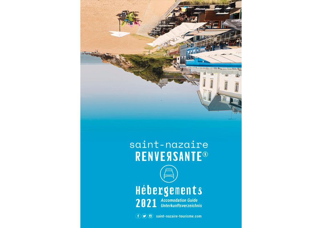 Couverture Guide Hébergement Saint Nazaire Renversante 2020