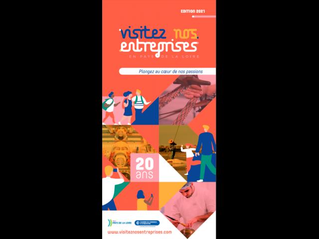 Brochure Visitez Nos Entreprises 2021