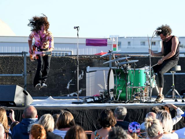 Concert rock du groupe Kokomo Club Panorama 2020