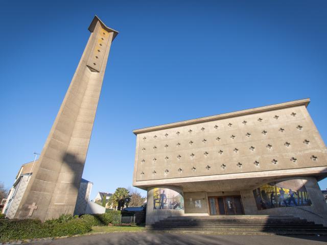 Eglise Sainte Anne Saint Nazaire Fevrier 2021 Jb 2