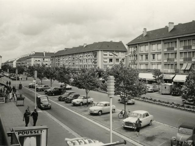Snat Visite Années 1950