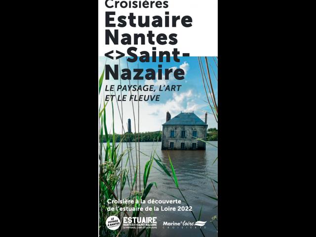 Brochure Croisieres Estuaire Nantes Saint Nazaire