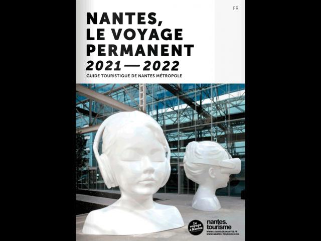 Couverture Brochure Guide Nantes