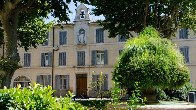 Fontaine Louis Blanc