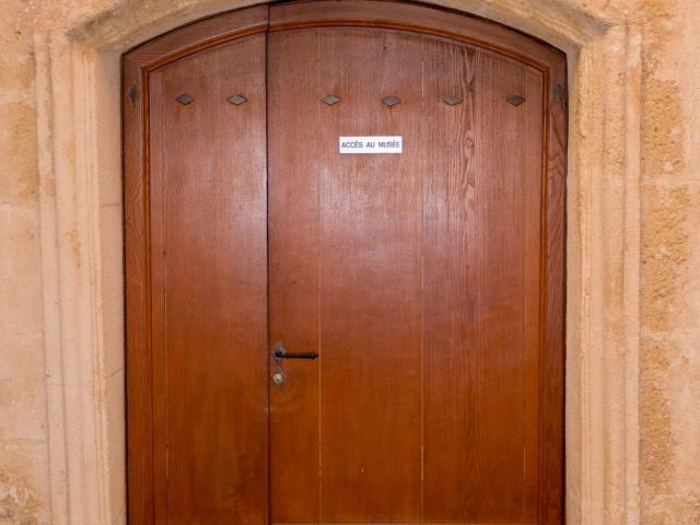Porte Nostradamus