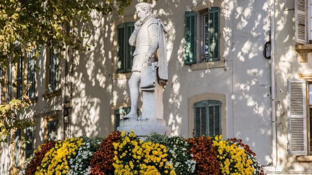 Statue Craponne