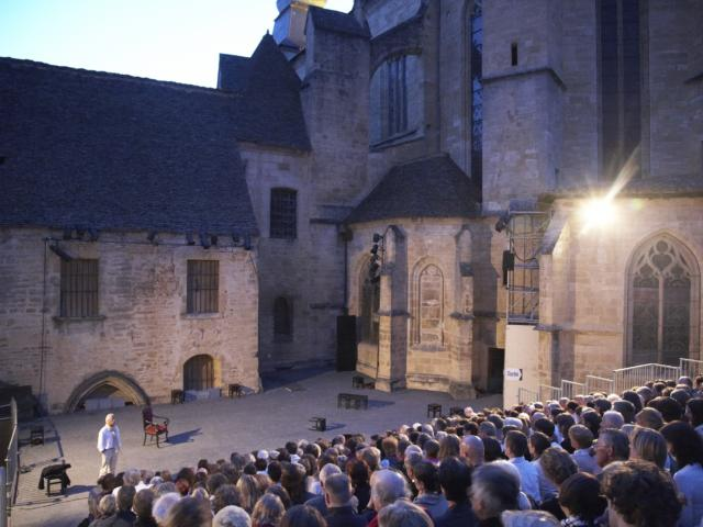Festival des jeux et du théâtre de Sarlat