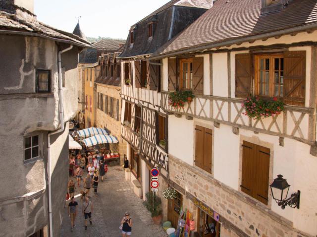 Rue médiévale de Beaulieu-sur-Dordogne