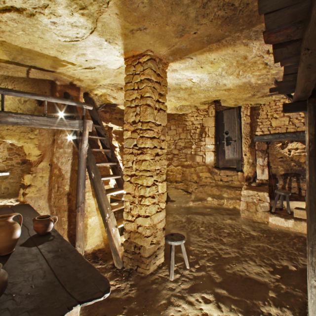 Habitations Troglodytiques de Belvès