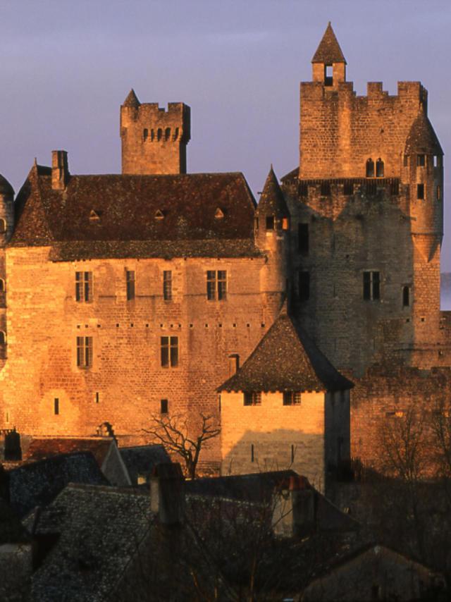 Forterresse féodale de Beynac, vallée de la Dordogne