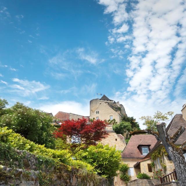 Village de Castelnaud La Chapelle