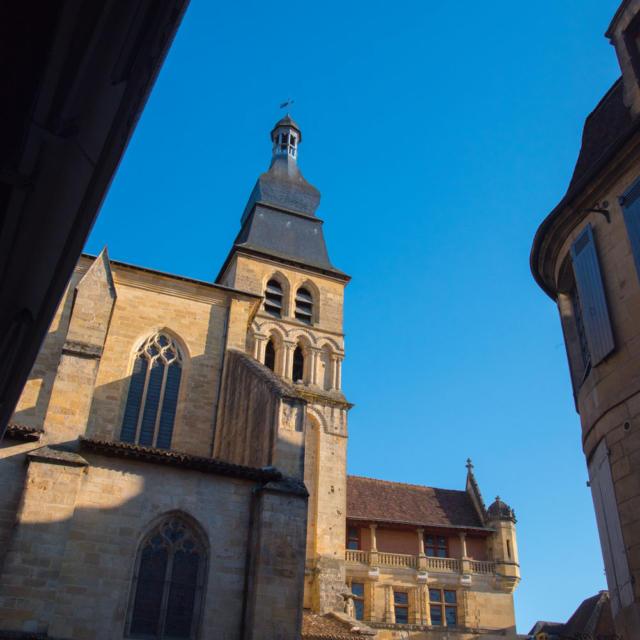 Cathédrale de Sarlat et ancien évêché