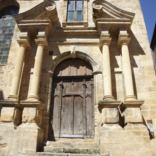 Chapelle des Pénitents Blancs - Quartier Ouest de Sarlat