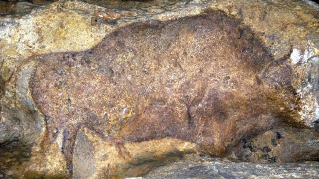 Grotte de Font de Gaume aux Eyzies de Tayac