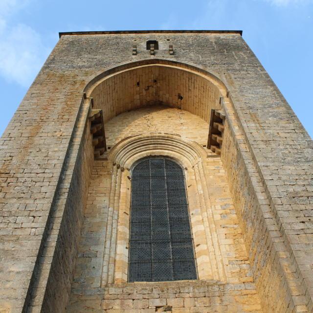 Abbaye fortifiée de Saint Amand de Coly
