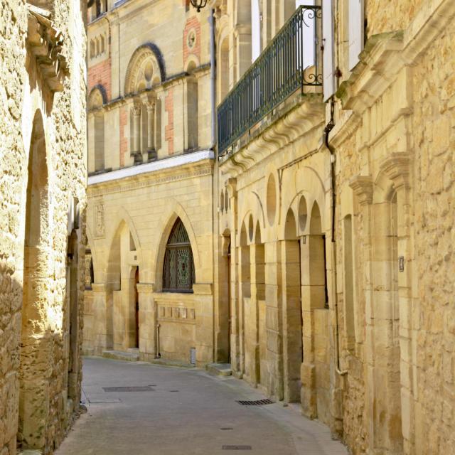 Cité médiévale de Belvès
