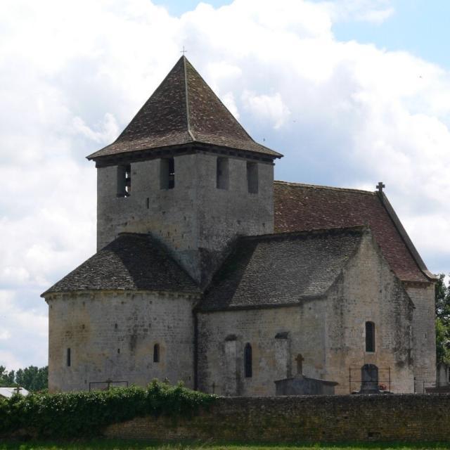 Eglise de Limeuil