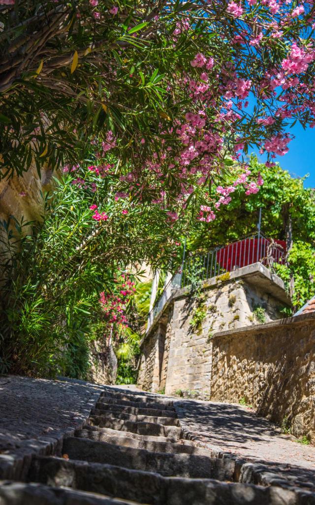 Rue de la Poste à la Roque-Gageac
