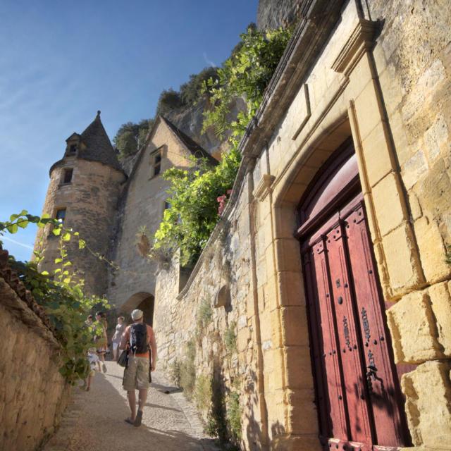 Manoir de Tarde à La Roque-Gageac, Vallée de la Dordogne