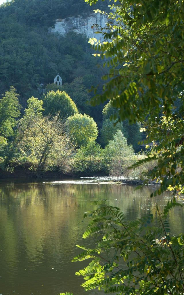La Dordogne et sa nature luxuriante
