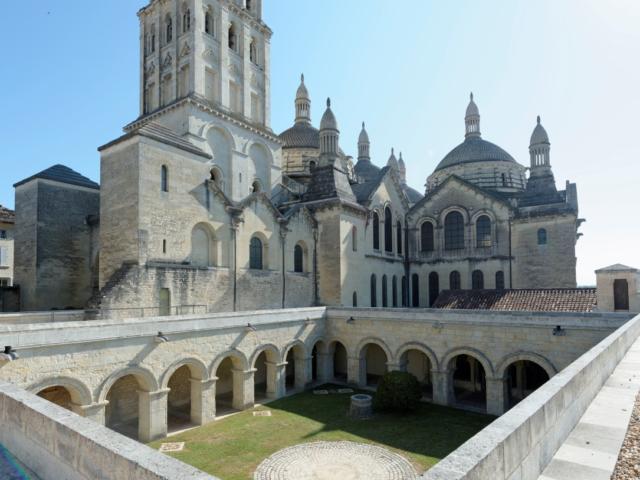 Cathédrale Saint-Front de Périgueux, en Périgord Blanc