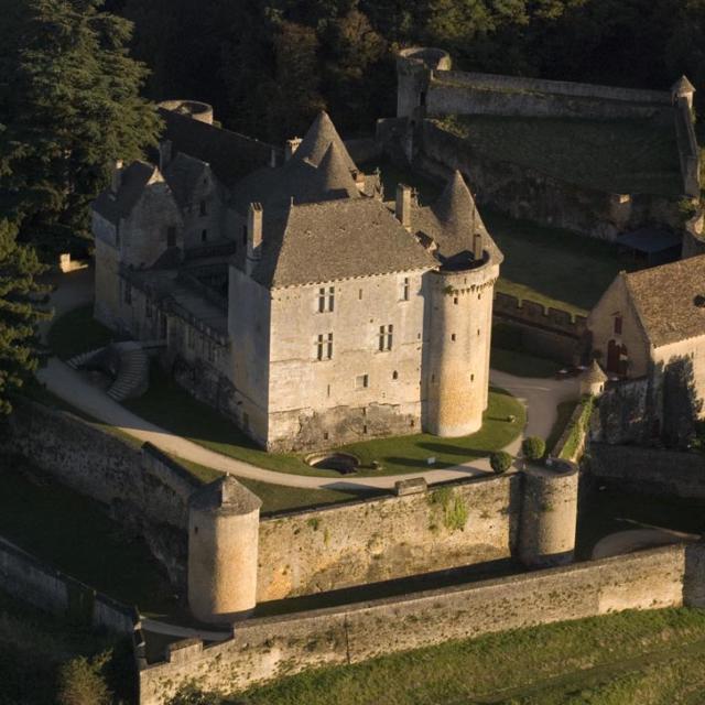 Château de Fénelon, entre Sarlat et Souillac
