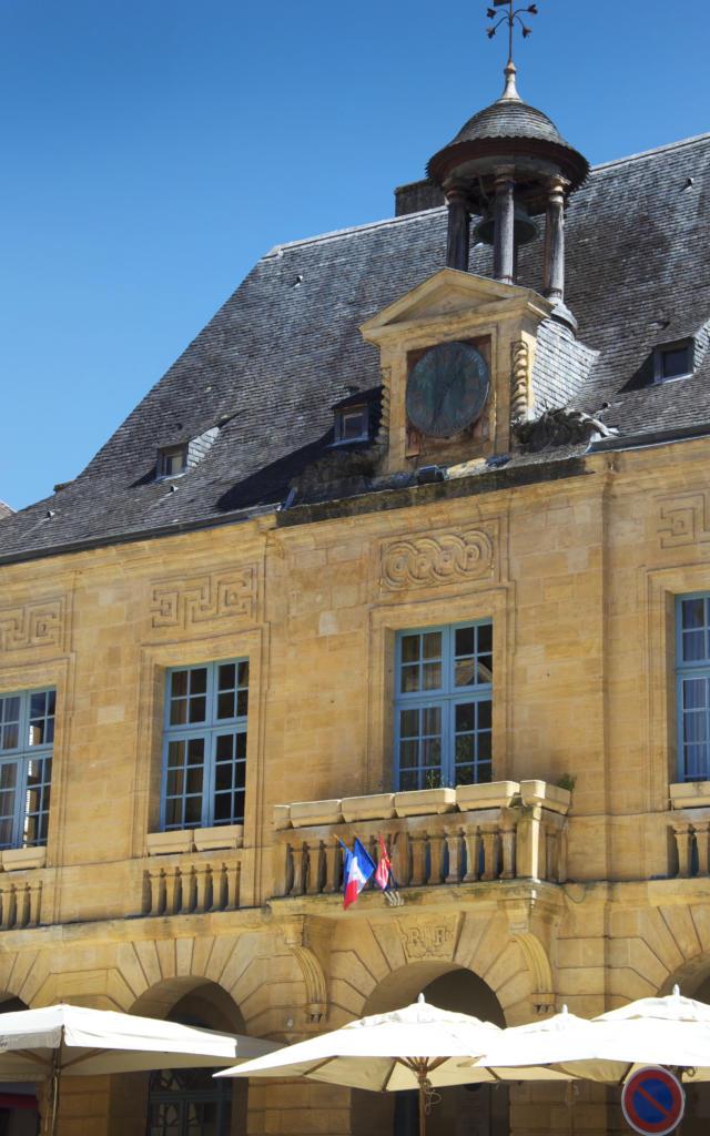 Mairie de Sarlat, Place de la Liberté