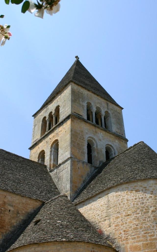 Eglise de Saint Léon Sur Vézère