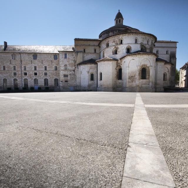 Abbaye Sainte-Claire de Souillac