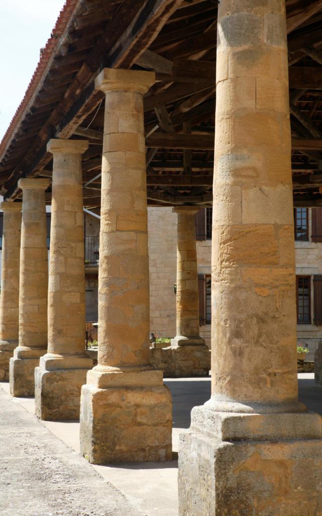 Halle de la Bastide de Villefranche