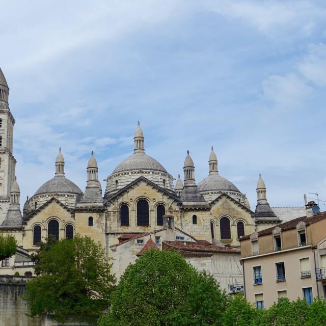 Cathédrale Saint Front - Sarlat Tourisme