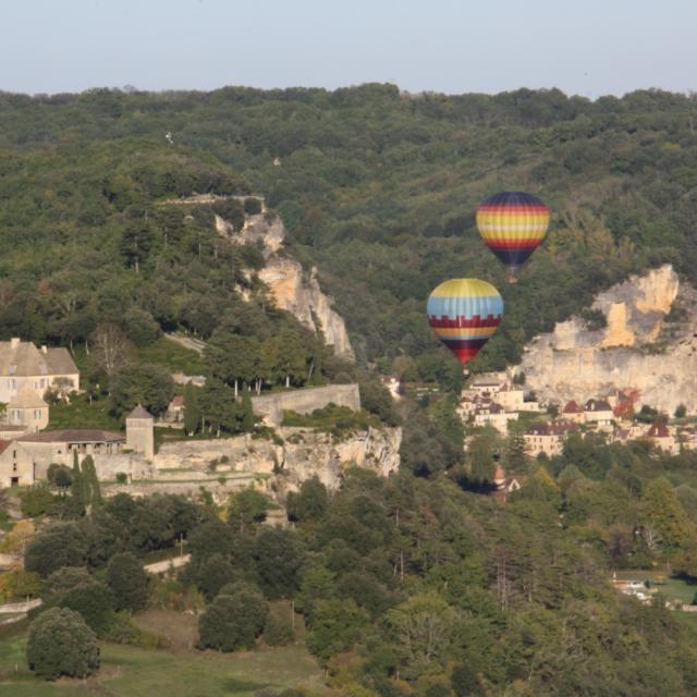 Château de Marqueyssac et ses jardins