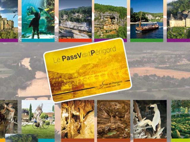 Pass Visit Périgord