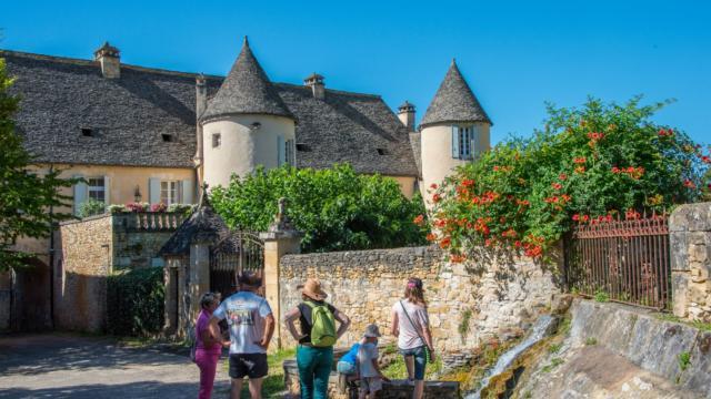 Visite découverte de Saint-Vincent de Cosse