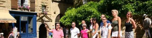 Visite privée de Sarlat