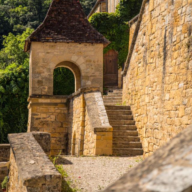 Visite de La Roque-Gageac