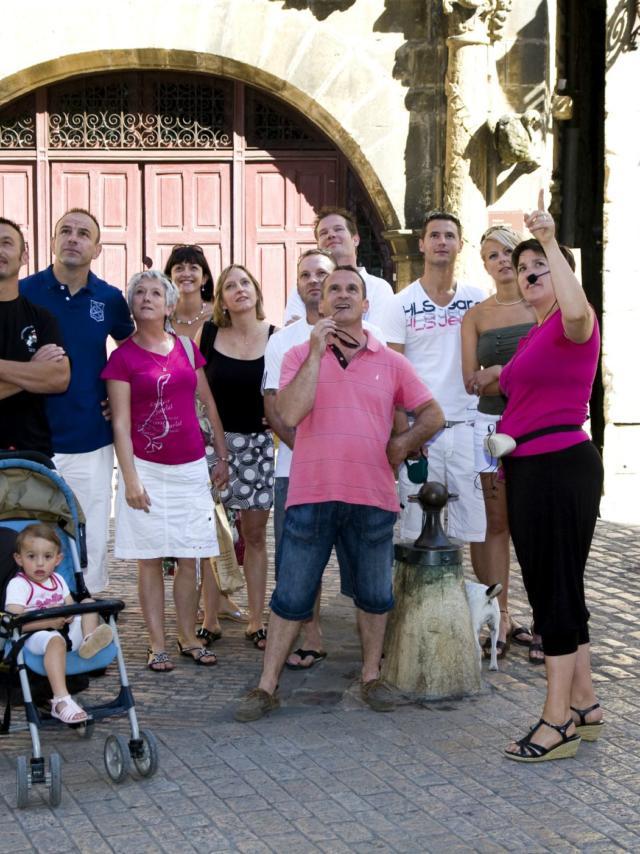 Visites de sarlat en famille