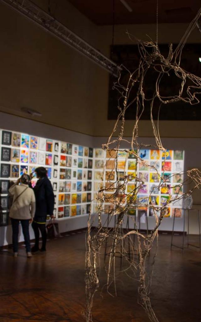 Exposition d'art Sarlat Périgord Noir