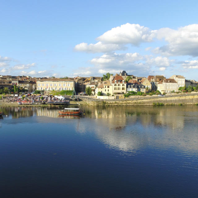 Découvrir Bergerac Dordogne - Périgord Pourpre