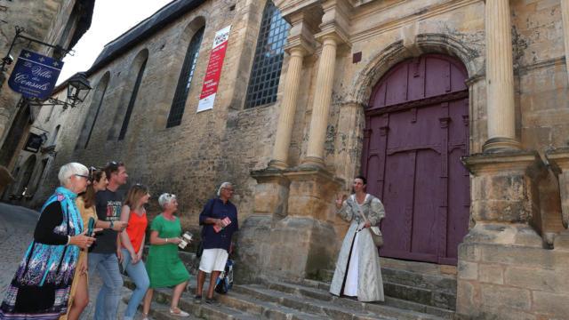 La Belle Sarladaise, visite insolite de Sarlat
